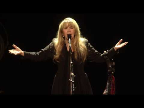 Stevie Nicks performing at Xcel Energy Center December 6, 2016