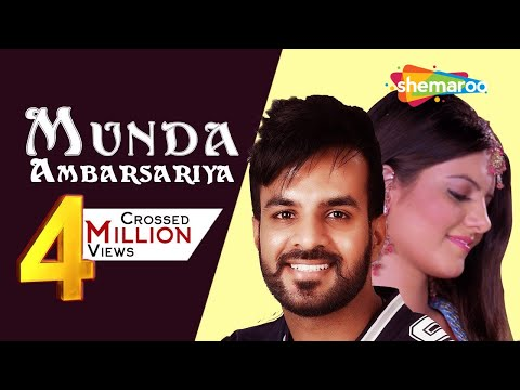 Happy Raikot : Munda Ambarsariya (Full Song) | Punjabi Song |  Birgi Veerz | HD Video