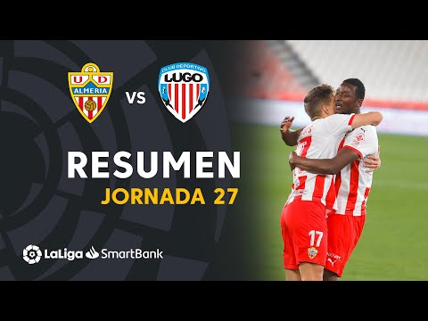 Almeria Lugo Goals And Highlights