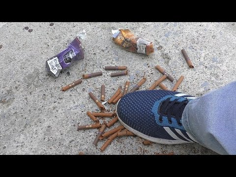 НЕ курите химию!  Обзор химических сигарет Captain Black и Marco Polo. Опасно для здоровья!