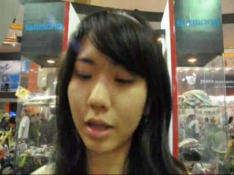 Model Muda Tv - Miss Jakarta Fair 2010, SPG INTERVIEW - Sign up Now www.modelmuda.com