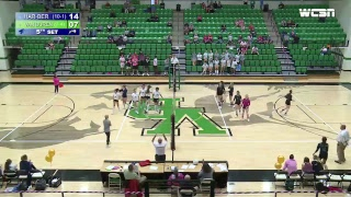 Har-Ber High School Volleyball   Har-Ber vs. Van Buren