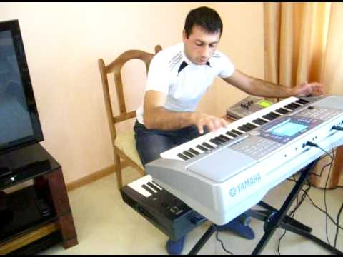 Armenian Keyboard Sergei Simonyan Korg I3 Yamaha Psr 1100