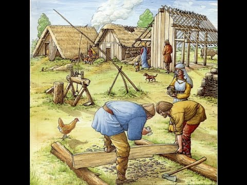 The Anglo-Saxons - History, Culture and Archaeology