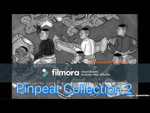 Musical Instruments of Cambodia - Pinpeat Collection 2