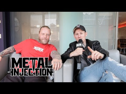 10 Questions With CYHRA (Ex-In Flames, Amaranthe) | Metal Injection