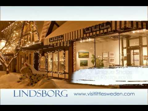 Spend the Holidays in Lindsborg Kansas