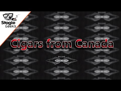 Stogie Geeks #190 - Debonaire Ideal: Cigars from Canada