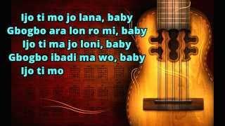 Sean Tizzle - Komole Lyrics Video