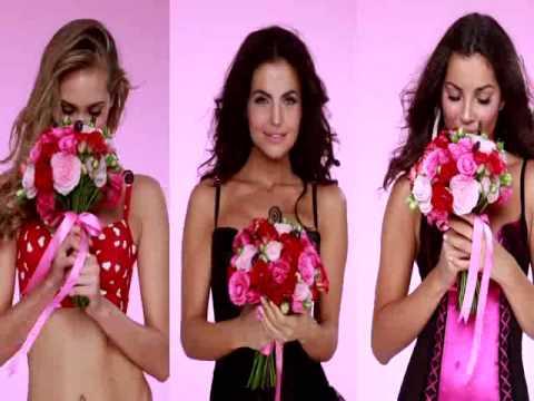 Tamiris Freitas - Frederick's of Hollywood Valentine's Day 2013