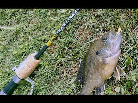 Duck Dynasty - Duck Commander Fishing Rod is on Fire!  Sharp Shooter