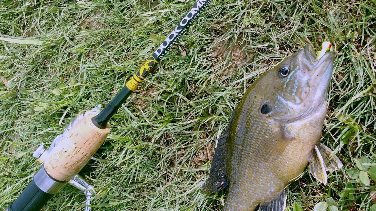 Duck Dynasty Duck Commander Fishing Rod Is On Fire Sharp Shooter