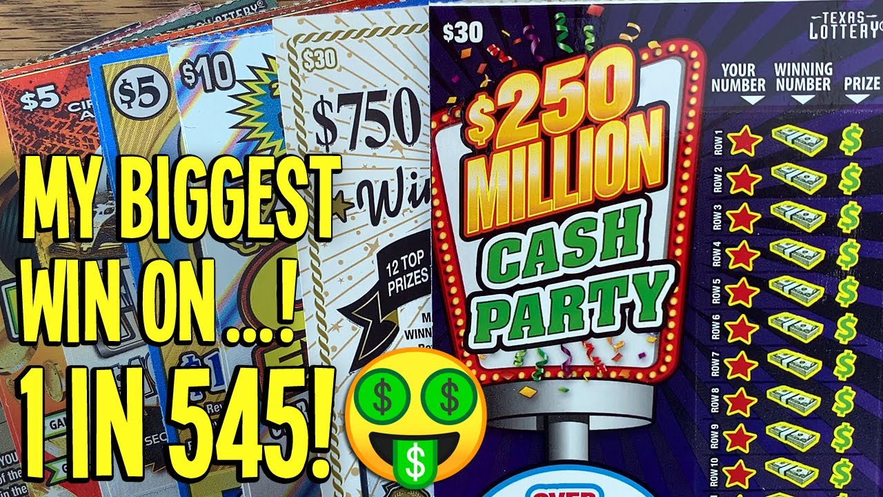💰 MY BIGGEST WIN ON ...1 IN 545! 💵 $150/TICKETS! 2 $30 Tickets + MORE! 🤑 Fixin To Scratch