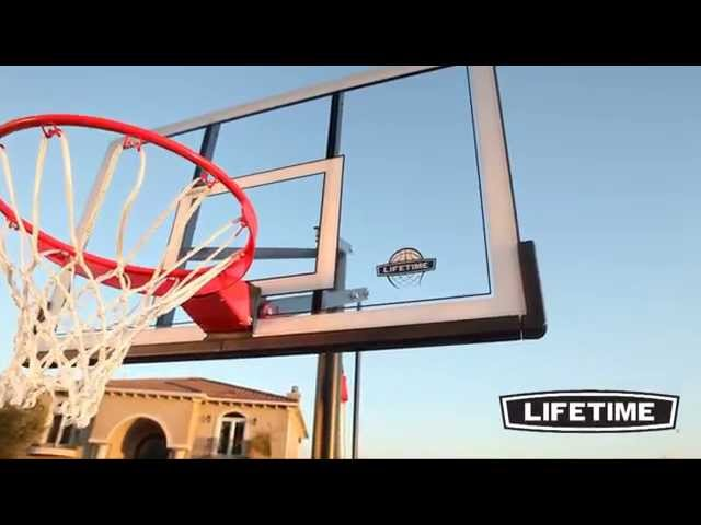 Lifetime+52+Xl+Portable+Basketball+System