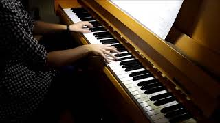 Alexis Ffrench -  Last Song (Piano Cover)