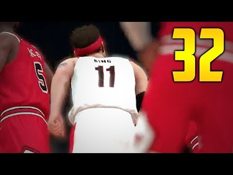 """NBA 2K18: My Career Gameplay Walkthrough - Part 32 """"BACK AND FORTH"""" (My Player Career)"""