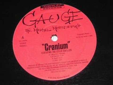 Gauge The Mental Murderah - Cranium
