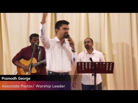 Exodus Cochin - June 04 Sunday English Service - Ps Johnny Kutty