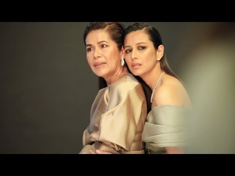 GLAM Malaysia | Tengku Chanela Jamidah & Datuk Czarina Abdullah dan Nisa Mazbar & Soraya Datuk Aziz