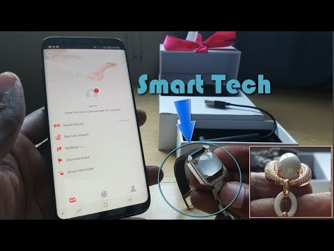 World's First Smart Jewelry