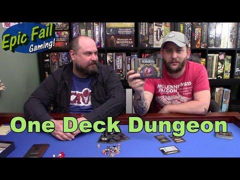 One Deck Dungeon |
