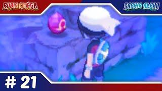 Pokémon Rubis Oméga Saphir Alpha #21 - Les Gemmes du Mont Mémoria