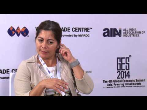 Ms. Carolina Quintana, Economic Affairs Officer of the Creative Industries Programme, UNCTAD
