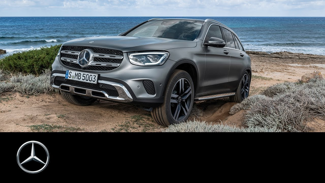 Mercedes Benz Glc 2019 World Premiere Trailer Youtube