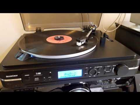 My new turntable SilverCrest..+usb+SD+Radio