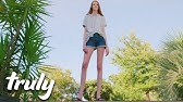 I'm 16 And Have The World's Longest Legs | TRULY