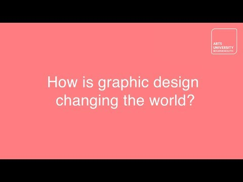 How is Graphic Design changing the world?