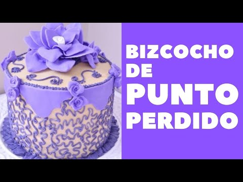 Cornelli Lace On Cake