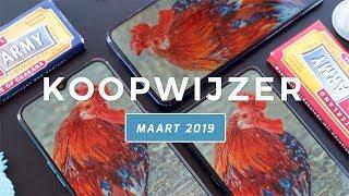 Dit zijn de beste smartphones van maart 2019 | Telekoopwijzer