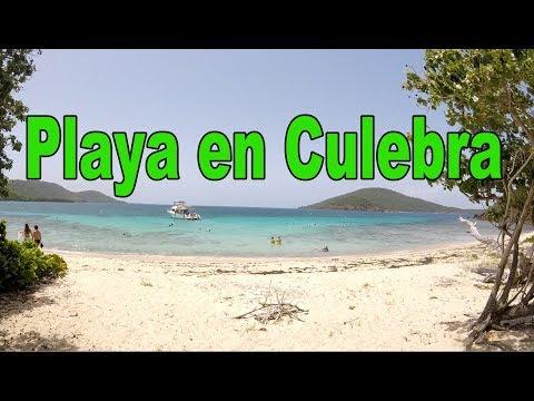 Dos Playas Escondida en Isla de Culebra