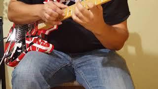 Van Halen - Eruption (Guitar Cover)