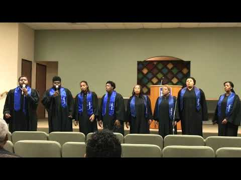 Southwestern Christian College Summer Tour Concert June 4, 2019 Performed at Calif. Ave. CC