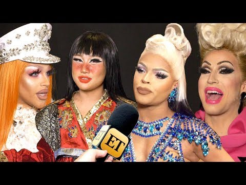 Who Is The Trade Of Drag Race Season 11? The Queens Answer This Burning Question & More