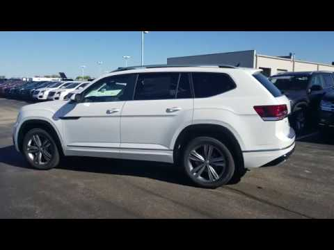2019 VW Atlas 3.6 SEL R-Line 4Motion