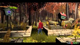 The Spiderwick Chronicles - Gameplay PS2 (PS2 Games on PS3)