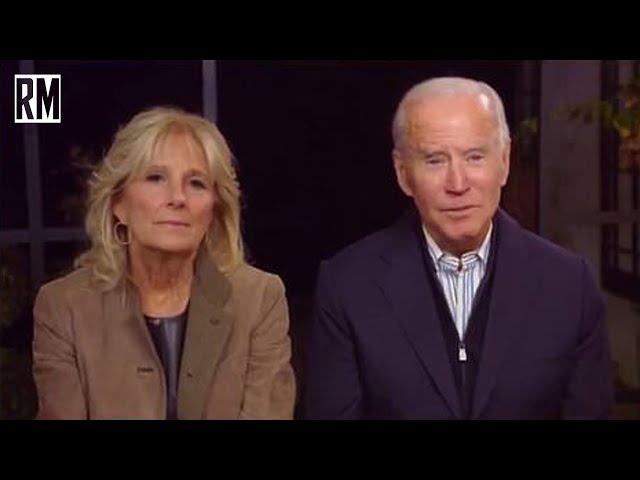 Joe Biden Forgets Donald Trump's Name