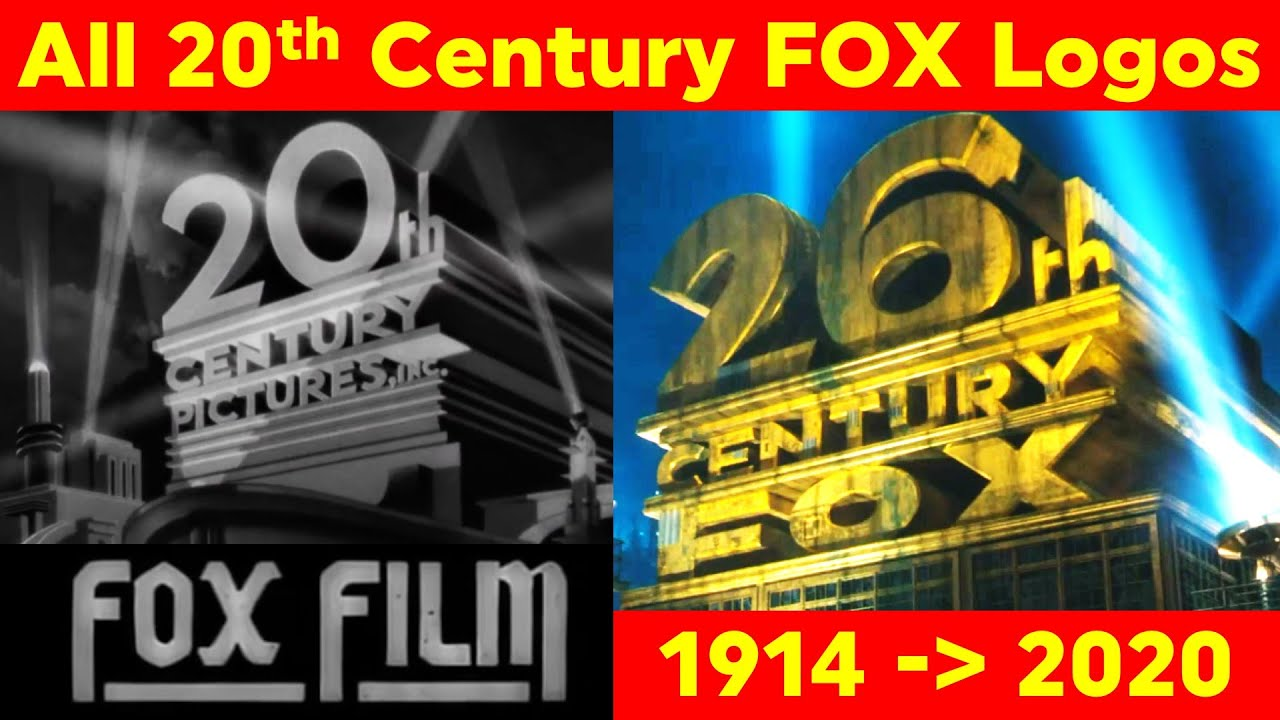 Download 20th Century FOX ALL Intros (1914-2020) Fox Film to 20th Century Studios Before Name Change