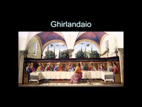 ARTH 4037 Ghirlandaio