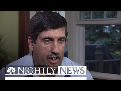 New York Prison Escape: Joyce Mitchell's Husband Breaks Silence | NBC Nightly News