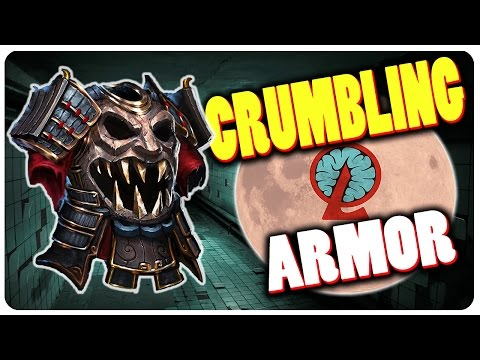 Lobotomy Corporation - Story of The Crumbling Armor! | Lobotomy Corp Gameplay
