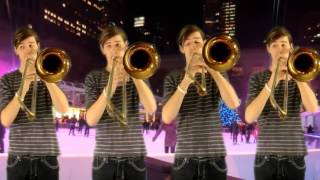 Day 19 - Baby It's Cold Outside: Trombone Arrangement