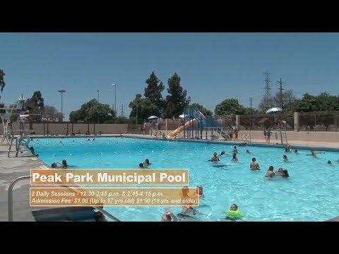 Summer Aquatics in Buena Park
