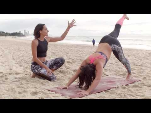 Surf Yoga: Developing Strength