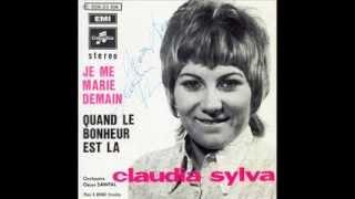 Claudia Sylva - Je me marie demain (1973)