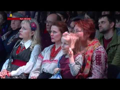 Ukrainian Folk Performers Mark Taras Shevchenko Birthday with Charity Concert