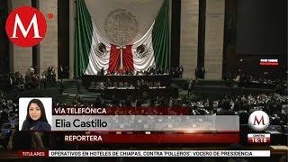'Cobarde', respuesta de AMLO a Policía Federal: PAN en San Lázaro